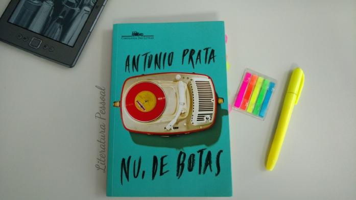 Nu, de botas (Antonio Prata)